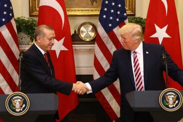 Trump gave a compliment to President Erdoğan