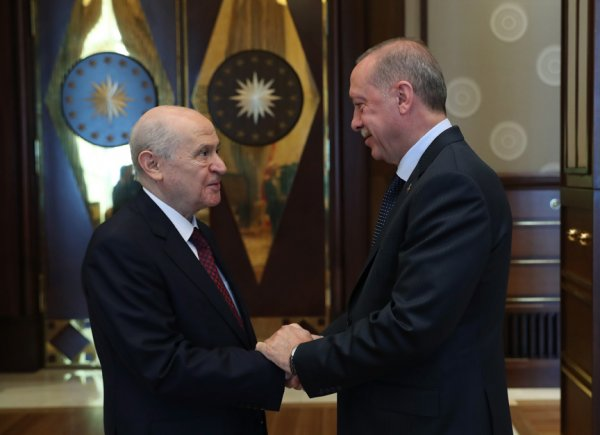 The strong alliance between AK Party and MHP continues