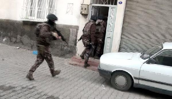 Yurt genelinde DEAŞ operasyonları