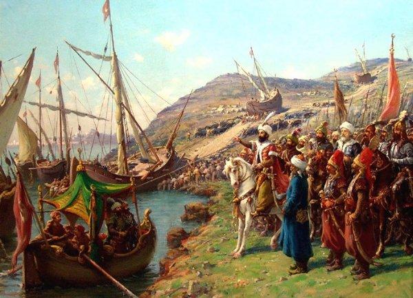 Osmanlı'nın paha biçilemez tabloları