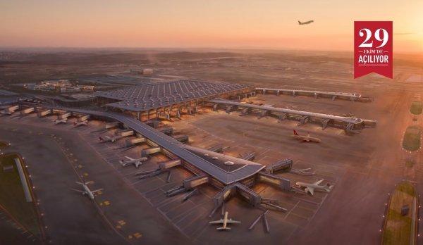 İstanbul Yeni Havalimanı büyük mücadelenin ardından açılıyor