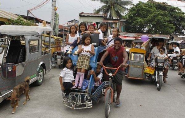 Dünyadan toplu taşıma araçları