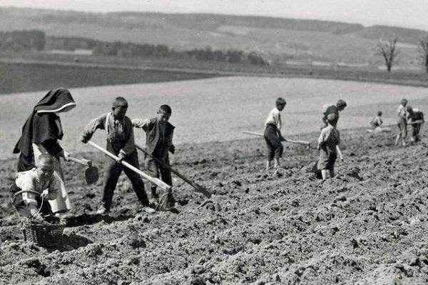 İsviçre'nin kara tarihi: Köle çocuklar