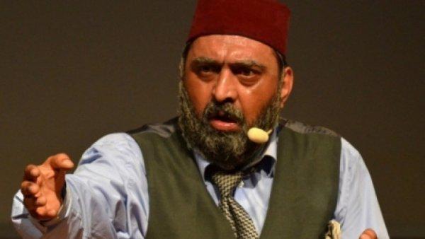 Oyuncu Ahmet Yenilmez'den Mehmet Akif Ersoy açıklaması