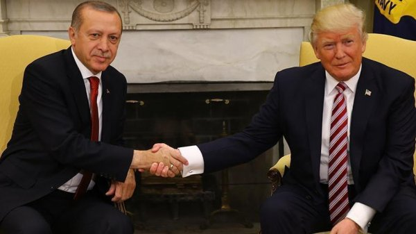 Trump's Syria withdrawal decided during Erdoğan call