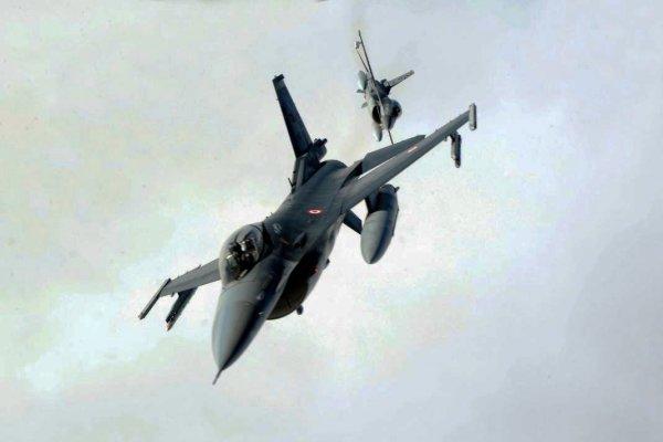 Irak'ın kuzeyine hava harekatı: 6 terörist öldürüldü