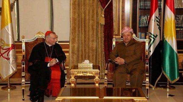 Vatikan Başbakanı: Kürdistan için dua ediyoruz