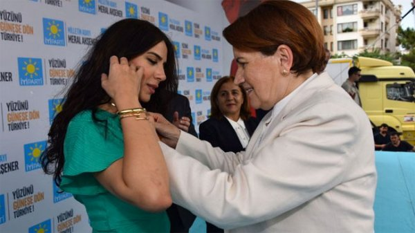 Turgut Altınok'un kızı İyi Parti'den istifa etti