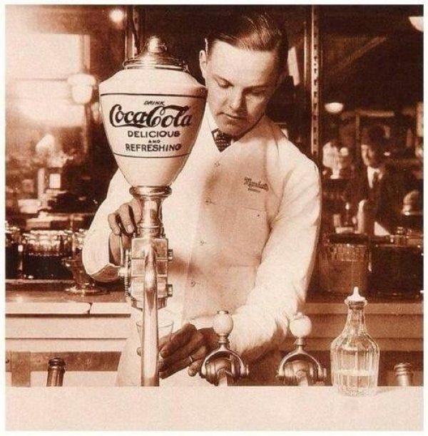 Vakanüvis Coco-Cola'yı yazdı