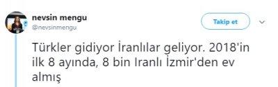 İranlılar İzmir'den konut satın alıyor