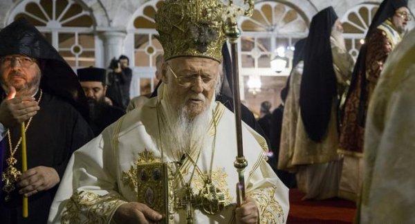 Ukrayna Ortodoks Kilisesi bağımsızlık için İstanbul'da