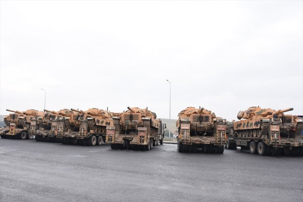 Turkey continues military deployment