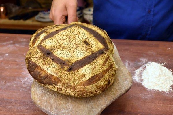 Atatürk'ün yediği ekmek yeniden üretildi