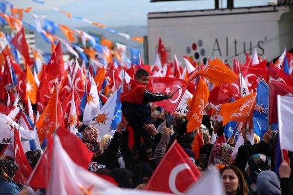 Cumhurbaşkanı Erdoğan Kastamonu'da konuştu