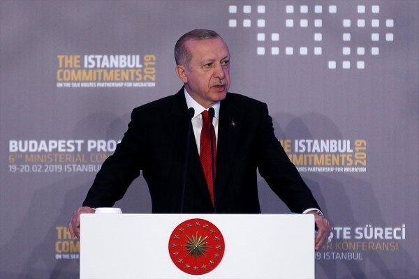 Cumhurbaşkanı Erdoğan: Bu millet hiçbir zaman soykırımda bulunmamıştır
