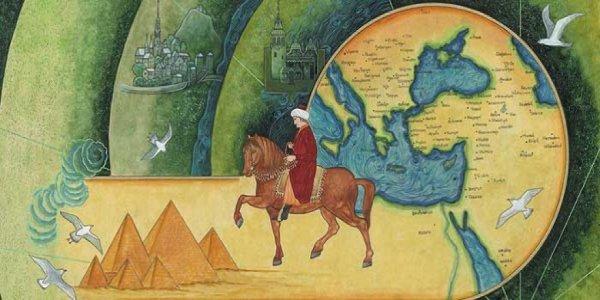Seyahatleri ile ünlü Evliya Çelebi ve Seyahatnamesi