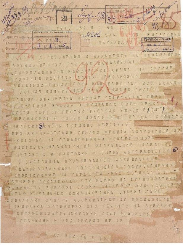 Rusya 2. Dünya Savaşı'na ilişkin belgeler yayımladı