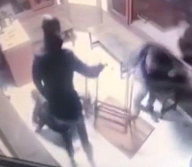 Ankara'da taksi durağına silahlı saldırı