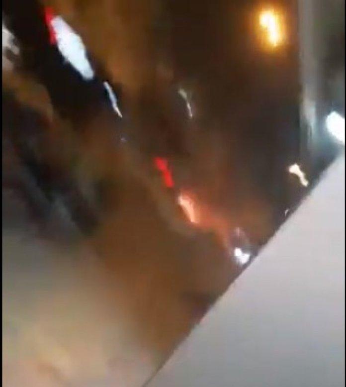 Hatay daki patlamanın en net görüntüsü #1