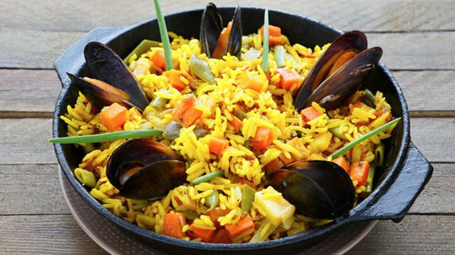 What is Paella #1