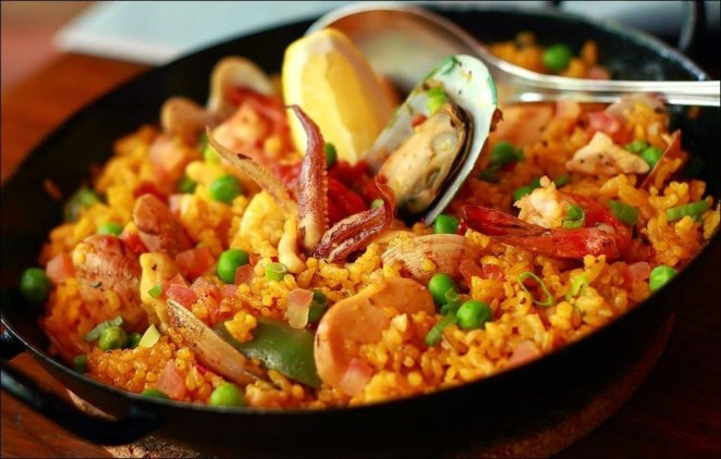 What is paella #2