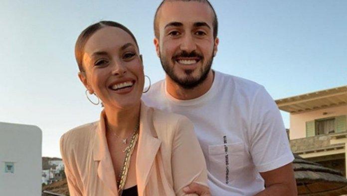 Ezgi Mola nın sevgilisi Mustafa Aksakallı kimdir? Mustafa Aksakallı kaç yaşında, ne iş yapıyor? #3