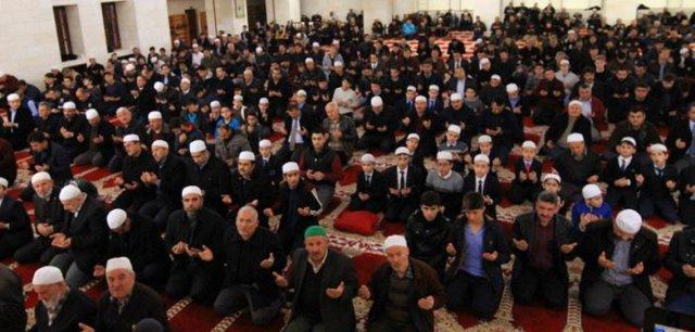 fasd 5926 - Cuma namazı sonrası bütün camilerde yağmur duası edilecek