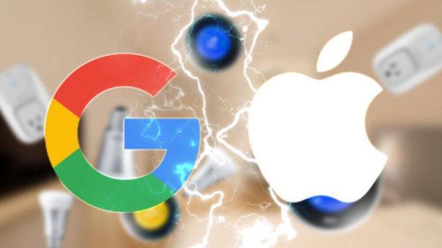 google apple 3298 - Avrupa Birliği, Google ve Apple gibi teknoloji şirketlerine olan denetimi artırıyor