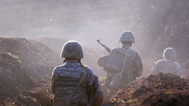 ermenistan 7841 - Ermenistan, Dağlık Karabağ'da ateşkesi ihlal etti