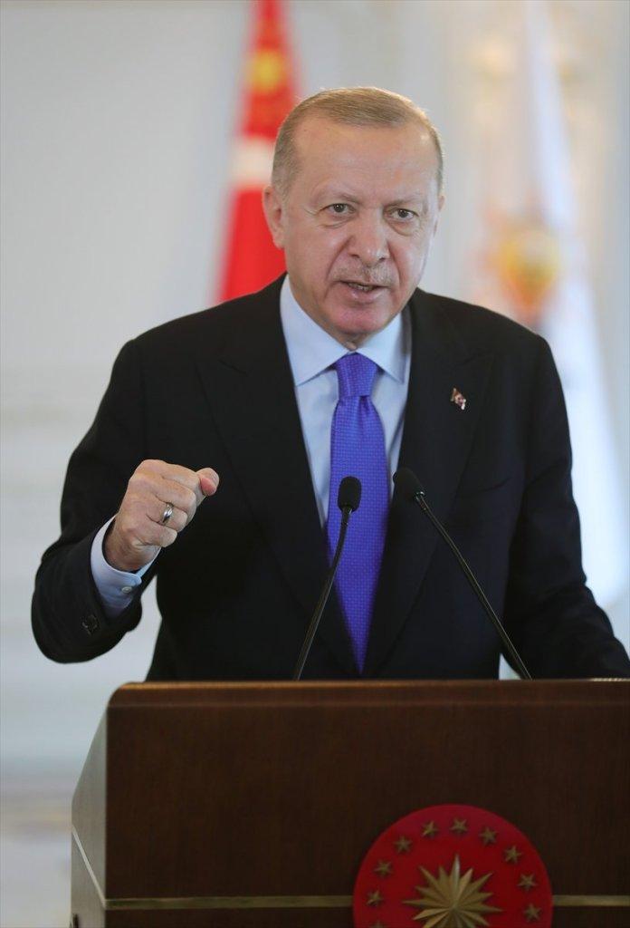 Cumhurbaşkanı Erdoğan dan Kılıçdaroğlu na: 56 gündür sessiz #2