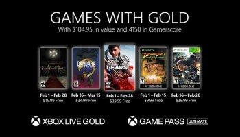 Xbox Live Gold abonelerine şubatta sunulacak ücretsiz oyunlar belli oldu #1