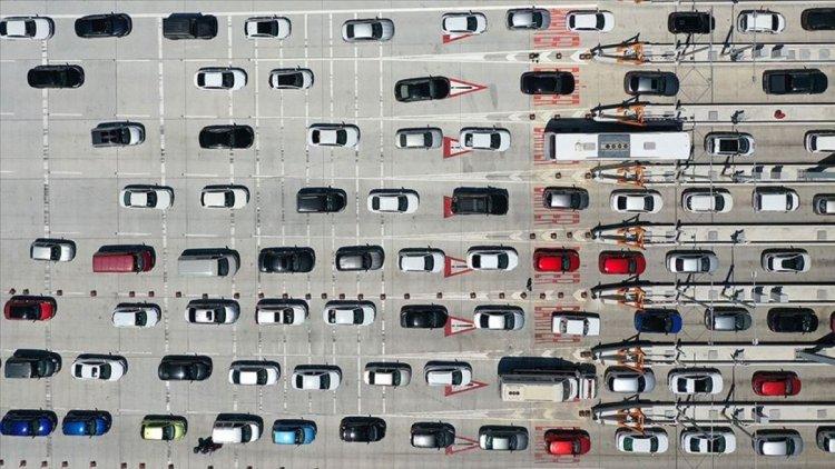 Türkiye de otomobil satışları ocakta yüzde 61 arttı #1