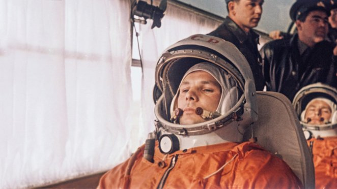 What is a cosmonaut #1
