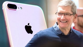 iphone tim cook