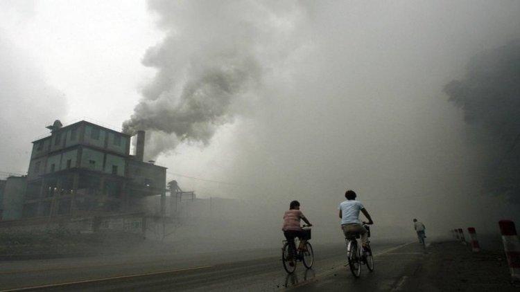 Fosil yakıtların neden olduğu hava kirliliği nedeniyle 2018 de 8,7 milyon insan öldü #2