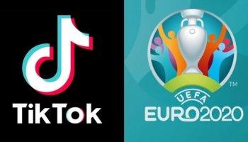 TikTok, UEFA EURO 2020 nin resmi sponsoru oldu #1