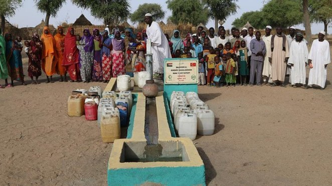 How to open a water well, how much is the fee?  What should be done to drill a water well in Africa?  #3