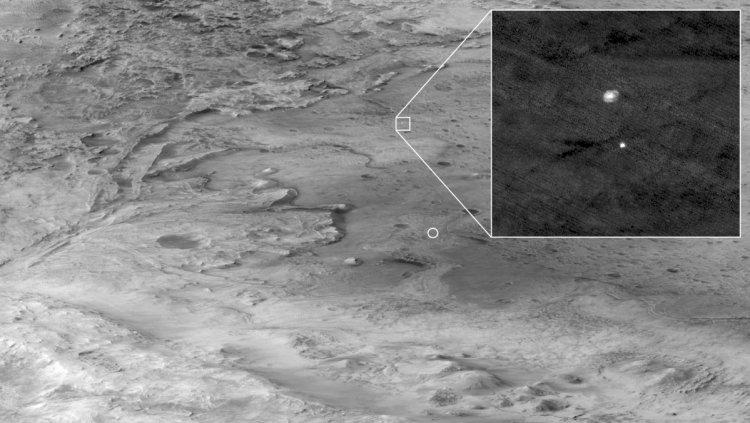 NASA, Mars tan yeni fotoğraflar paylaştı #4