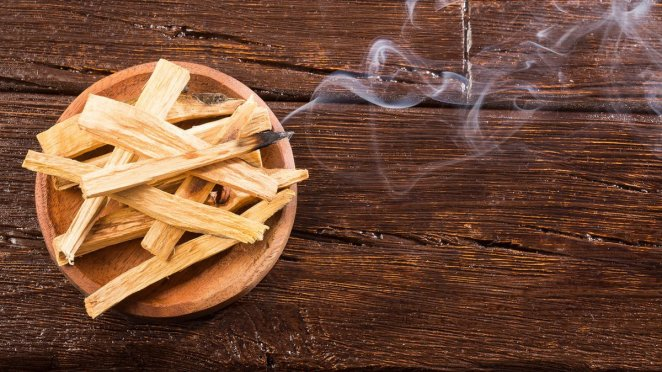 What is Palo Santo, how is it burned?  What are the benefits of Palo Santo incense?  #one