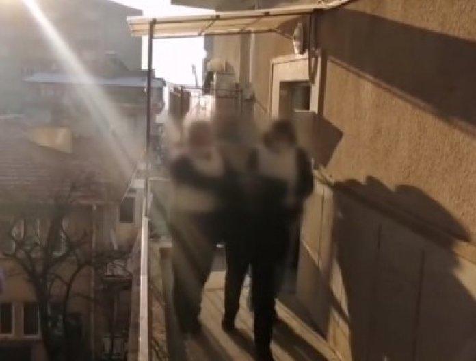 Ankara da DEAŞ üyesi 1 kişi yakalandı #1