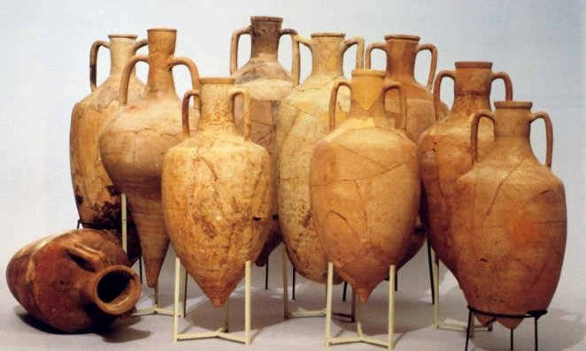 What is amphora #1