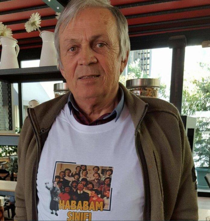 Fazıl Ender Uzun kimdir? Hababam Sınıfı oyuncusu Fazıl Ender Uzun hakkında.. #1