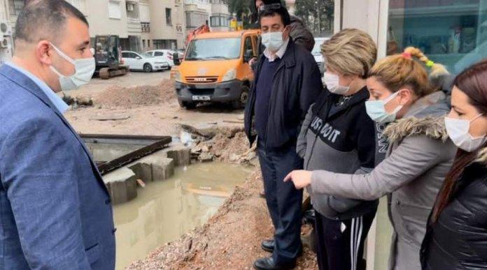 İzmirlilerden belediyeye foseptik çukuru tepkisi #3