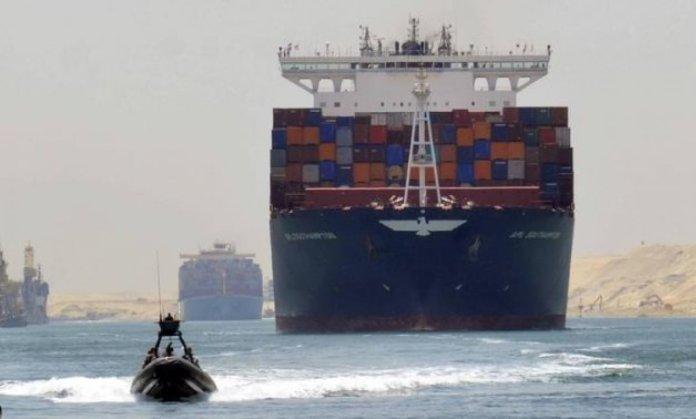 Dünya ticaretini yönlendiren Süveyş Kanalı ve diğer kanalların tarihi #1