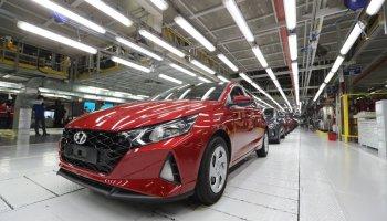 Hyundai, çip krizi nedeniyle Güney Kore deki üretime ara verecek #1