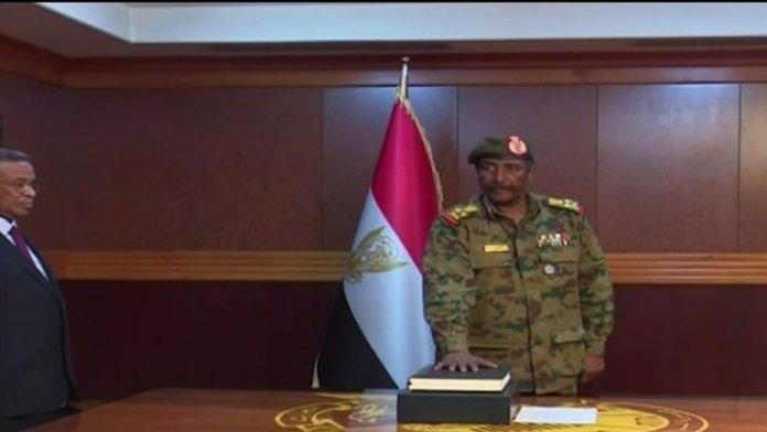 Cumhurbaşkanı Erdoğan, Sudan Egemenlik Konseyi Başkanı ile görüştü  #1