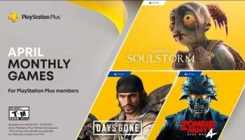 PlayStation Plus abonelerine nisanda ücretsiz sunulacak oyunlar #1