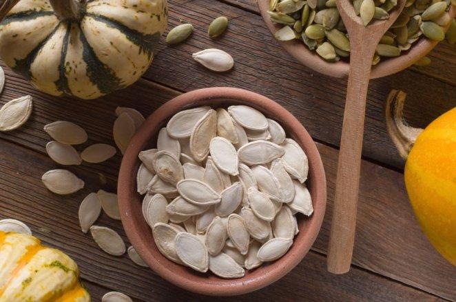 10 health benefits of pumpkin seeds #3