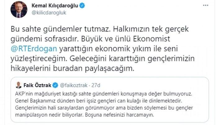 Ahmet Davutoğlu nun bildirici amiraller hakkındaki açıklamaları #1