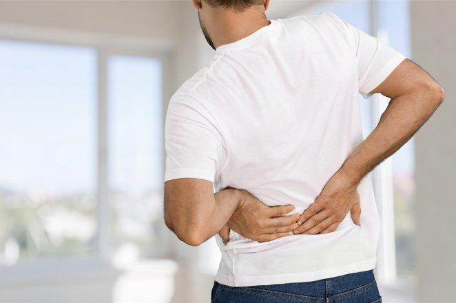 Practical solutions that can instantly relieve back pain #1